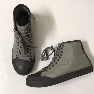 Tretorn Men's Bailey 4 Waterproof Nylon High Top